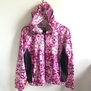 Champion Athletic Women's XL Hooded Zip Up Jacket